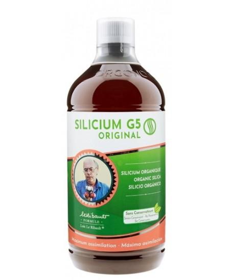 Silicium G5 original liquide - 1000 ml méthylsilanol Espritphyto usage externe
