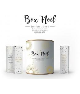 Couleur Caramel - Box Noël Calendrier de l'Avent Maquillage Bio