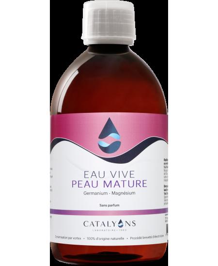 Catalyons - Eau Vive Peaux Matures recharge - 500 Ml