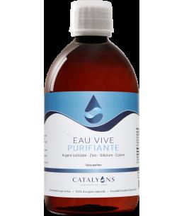 Catalyons - Eau Vive Purifiante recharge - 500 Ml