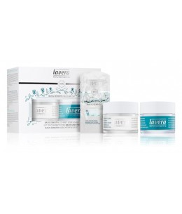 Lavera - Coffret Soin du Visage Basis Sensitiv