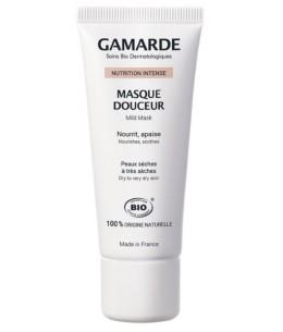 Gamarde - Nutrition Intense Masque douceur peaux sèches à très sèches 40g noisette argan Espritphyto
