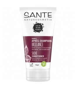 Sante - Après shampoing Brillance Bouleau bio - 150 ml