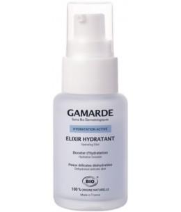 Gamarde - Elixir hydratant hydratation active Flacon pompe 30 ml booster hydratant désaltérant Espritphyto