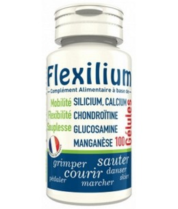 LT Labo - Flexilium Glucosamine Chondroitine Silicium 100 gélules