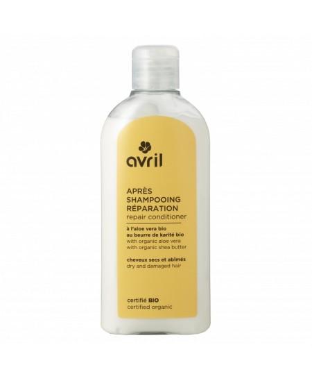 Avril - Après shampoing Réparation cheveux secs et abîmés - 200 ml