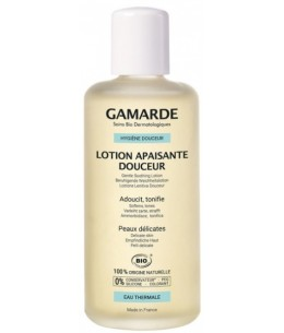 Gamarde - Lotion apaisante douceur Peaux sensibles 200 ml lotion démaquillante Espritphyto