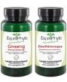 Espritphyto - Duo Ginseng Eleuthérocoque 2x90 gélules