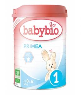 Babybio - Lait Primea 1 pour nourrisson de 0 à 6 mois - 800 gr