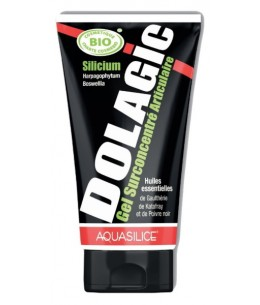 Aquasilice - Dolagic Gel surconcentré articulaire 150 ml