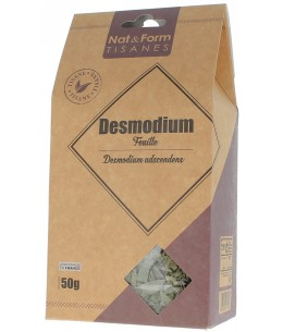 Nat & Form - Tisane Desmodium Bio - 50 g