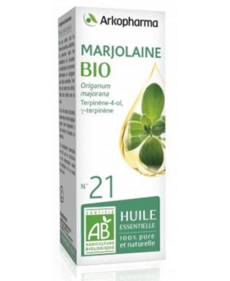 Huile Essentielle de Marjolaine 5ml - Arkopharma complément alimentaire Espritphyto