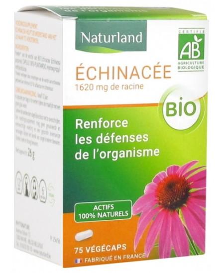 Naturland - Echinacée - 75 Végécaps