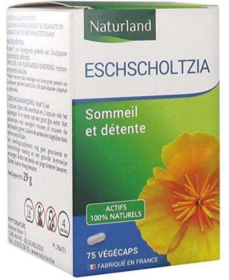 Naturland - Escholtzia - 75 Végécaps