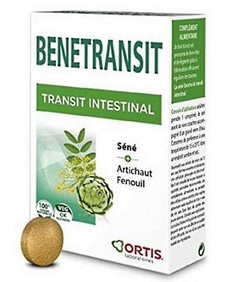 Benetransit Transit Intestinal 54 Comprimés - Ortis séné artichaut Espritphyto
