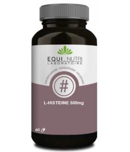 Equi - Nutri - L Histidine 500mg - 60 gélules