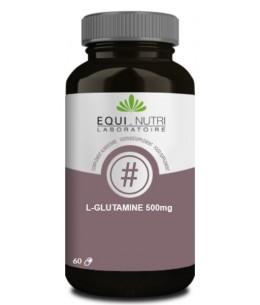 L-Glutamine 500 - 60 gélules végétales - Equi - Nutri protection intestinale Espritphyto