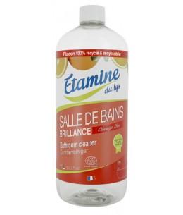 Brillance salle de bain recharge - 1L - Etamine du Lys biodégradable Espritphyto