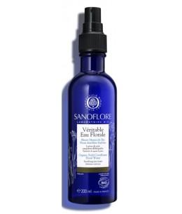 Brumisateur à la véritable eau florale de Bleuet - 200 ml - Sanoflore paupières yeux Espritphyto