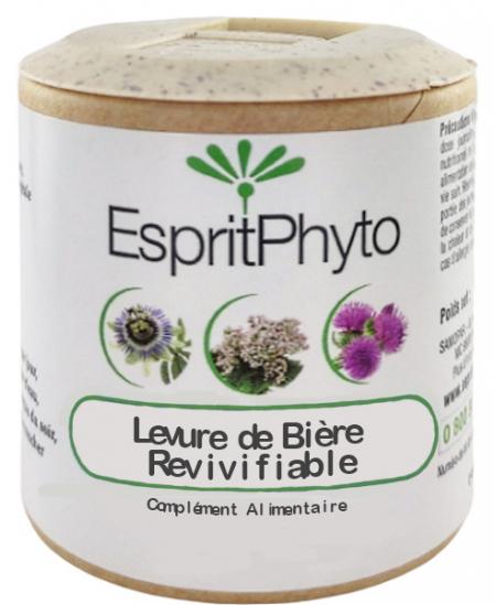 EspritPhyto - Levure de Bière - 90 gélules