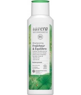Lavera - Shampooing fraicheur et équlibre - 250 ml