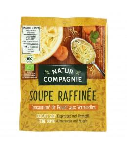 Natur Compagnie - Consommé de poulet aux vermicelles - 40 gr