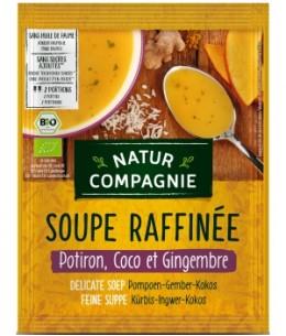 Natur Compagnie - Soupe Potiron Coco Gingembre - 40 gr