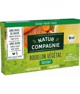 Natur Compagnie - Bouillon cube végétal - 8 cubes