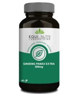 Ginseng Panax bio 60 gélules - Equi - Nutri tonus vitalité Espritphyto