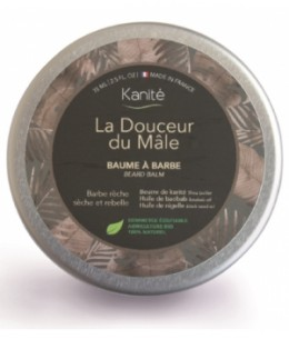 Baume à Barbe Original 75ml Kanite produit de soin visage homme Espritphyto