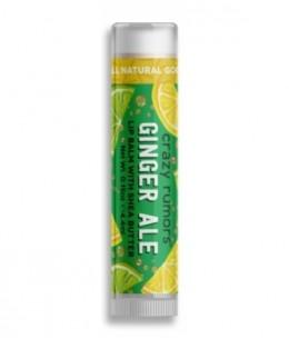 Baume à lèvres Citron Gingembre 4.4g 0.005 gr Crazy Rumors produit de soin pour les lèvres Espritphyto