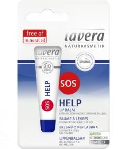 Lavera - Baume à lèvres SOS 8ml