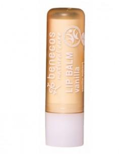 Benecos - Baume à lèvres Vanille 4.0gr