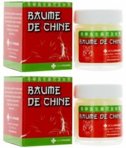 Monapharm - Baume chinois baume de massage 60.0ml (2x30ml)