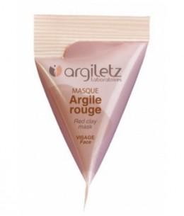 Argiletz - Berlingot masque argile rouge 15ml