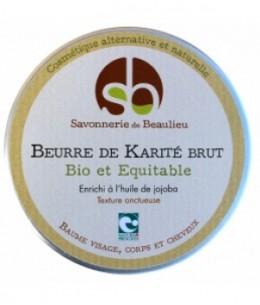 Savonnerie De Beaulieu - Beurre de Karité Jojoba 100ml