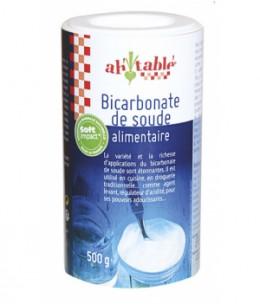 Ah Table - Bicarbonate de soude alimentaire  500g