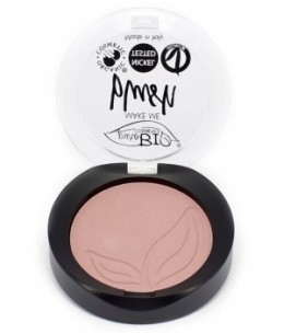 Purobio Cosmetics - Blush 01 Rose satiné 5.2gr