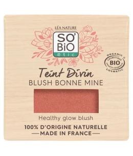 So'Bio étic - Blush lumière 01 rose caresse 4.0gr