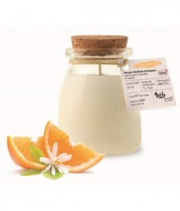 Nao - Bougie Parfumée Naturelle Fleur d'Oranger 120gr