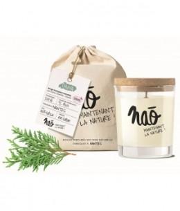 Nao - Bougie Parfumée Naturelle Thuya 200gr