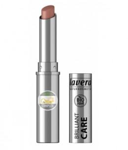 Lavera - Brillant à lèvres Q10 Light hazel 08 1.7gr