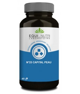 Capital Peau Complexe N° 23 - 60 gélules - Equi - Nutri protection cutanée Espritphyto