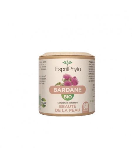 EspritPhyto - Bardane Bio - 60 Gélules