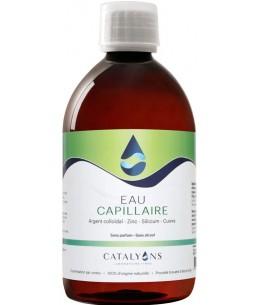 Eau Capillaire recharge - 500 Ml - Catalyons force et vitalité espritphyto
