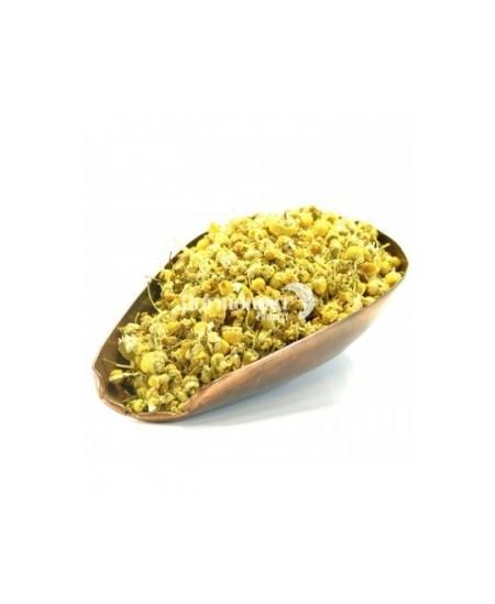 Camomille Matricaire capitule floral extra 100gr Herboristerie De Paris aliment pour préparation de tisanes