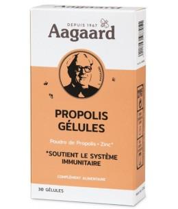 Propolis Zinc Propolin - 30 gélules - Aagaard défenses naturelles Espritphyto