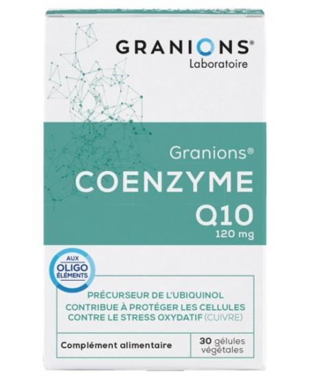 Laboratoire Des Granions - Coenzyme Q10 - 30 Gélules