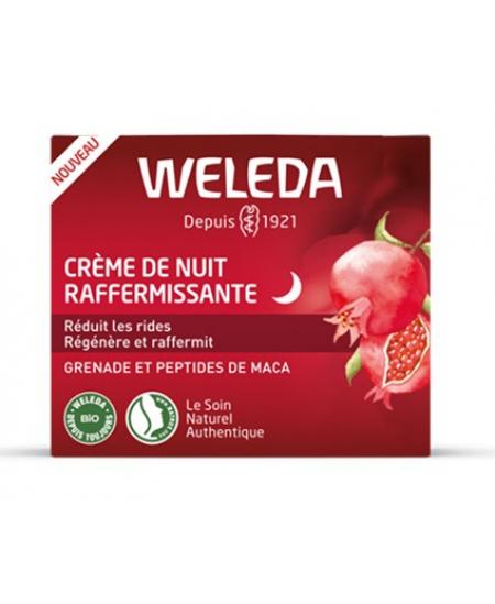 Weleda - Crème de Nuit raffermissante - 3 ml