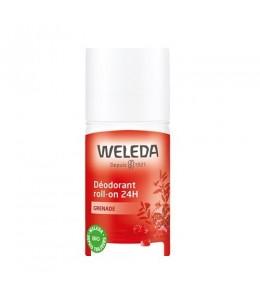 Weleda - Déodorant roll-on Grenade - roll-on 50 ml